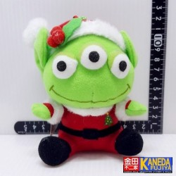 DISNEY Toy Story 3 Alien Christmas Costume Cosplay Plush Doll Toy