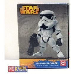 SW Star Wars FW Converge Figure Stormtrooper Deformation style JAPAN Genuine Bandai バンダイ