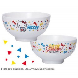Hello Kitty Soccer World Cup's Exclusive Porcelain Bowl Set 2 pcs - Russia 2018