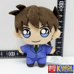 SEGA Lucky Kuji Detective Conan Collection B Prize Lottery Mascot Strap Charm Keychain Plush Doll Toy 10cm Approx.