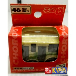 TAKARA Choro Q STD No.46 Bus (Pull Back Car)