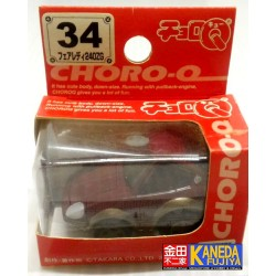 TAKARA Choro Q STD No.34 Nissan Fairlady 240ZG (Pull Back Car)