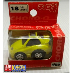 Choro Q STD No.18 Nissan Fairlady Z - TAKARA Pull Back Car