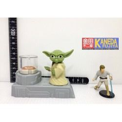 *Outlet* STAR WARS Asian Fast Food Limited Ed. Figure Toy - Yoda Jedi Master (2 Pcs.)