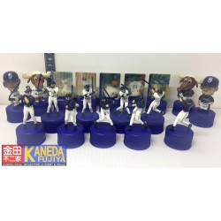 Pepsi LIMITED Ichiro Suzuki Batting form Cap figure 18pcs. SET Seattle Mariners
