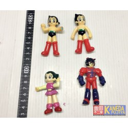 *Outlet*  Lot of 4 Pcs. ASTRO BOY Classic Antique Vintage Toys Figures
