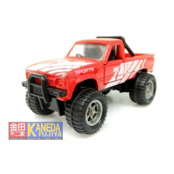 TOMICA NO.3 TOYOTA HILUX 4WD MADE IN CHINA - VERY RARE!!