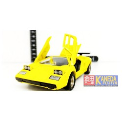 YONEZAWA DIAPET NO.001-01411 LAMBORGHINI COUNTACH LP 500 1:40 – MADE IN JAPAN, VERY RARE!!