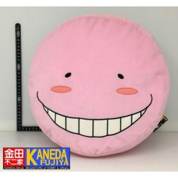 Assasination Classroom - Koro Sensei Cushion Pillow Pink Cute Expression Ver. (35cm approx.)