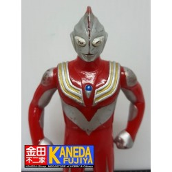 Ultraman Hero TIGA Soft Vinyl Figure 1996 - Made in JAPAN