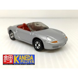 TOMY Tomica No. 91 Porsche Boxster 1999 Model Car Diecast Scale 1/58