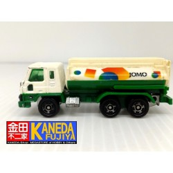 TOMY Tomica No. 57 Nissan Diesel Oil Tank Lorry Truck Jomo Scale 1/100