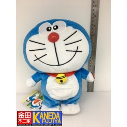 Doraemon Walking Plush Doll Toy Japan (H24cm approx.)