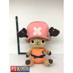 DRAGON BALL Z x ONE PIECE Super DX Chopper Plush Doll Weekly Jump 40th Anniversary BANPRESTO Japan
