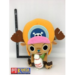 ONE PIECE Strong World Chopper Plush Doll Stuffed Animal Ichiban Kuji BANPRESTO