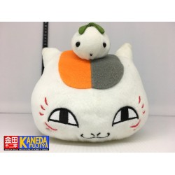 Super DX Nyanko-sensei with Yuki Usagi Rabbit Soft Toy Natsume's Book of Friends Natsume Yuujinchou Big Plush BANPRESTO Prize