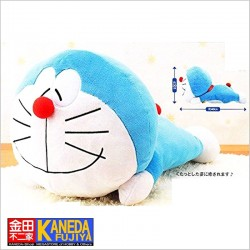 Doraemon MJ Kutatsu Nesoberi Big Size Stuffed Toy Plush SEGA
