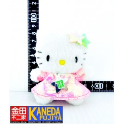 Hello Kitty Shinning Star Keychain