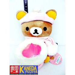 Rilakkuma Pink Snow Winter