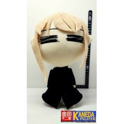 RARE!! EXHAUST Fate/Hollow Ataraxia Black Saber Ver. Plush Doll Toy Fate Stay Night 30cm Approx.
