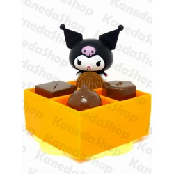 Sanrio Hello Kitty & Friends Sweet Deserts Collection KUROMI Small Storage Case - Asia Carrefour Limited