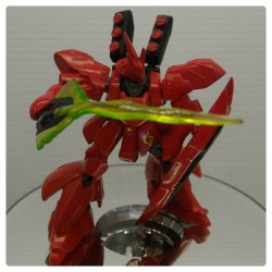 Gundam Robot  Keychain - Sazabi