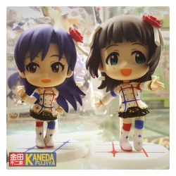 2 Trading Figures of The idol master Ichiban kuji