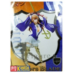 Taito Prize Queen's Blade Rebellion  Inquisitor Sigui PVC Figure