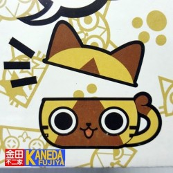 MONSTER HUNTER Airou Cat Face Mug Cup Very Rare