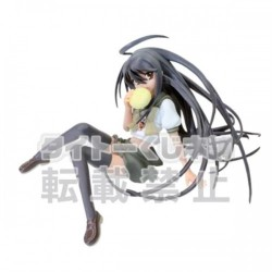 TAITO Kuji Honpo LAST HAPPY Shakugan no Shana III 3 Final Blazing Eyed Shana Karimofu Melon Pan Ver. PVC Figure