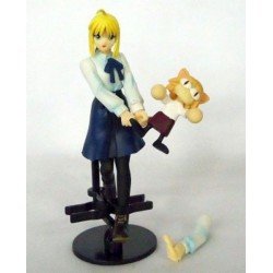 YUJIN Fate/Stay Night Saber Secret Ver. Melty Blood Arcueid Trading Figure