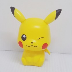 Pokemon pikachu Gachapon Gashapon Figure  Bandai capchara