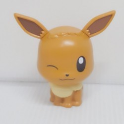 Pokemon Eevee Gachapon Gashapon Figure Bandai capchara