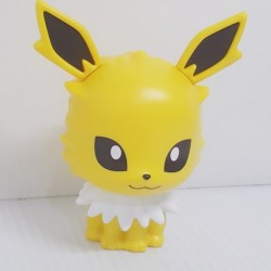 Pokemon  Jolteon Gachapon Gashapon Figure Bandai capchara