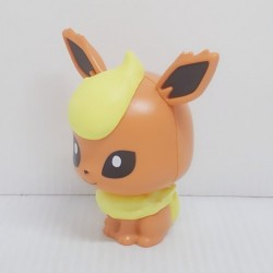 Pokemon  Flareon Gachapon Gashapon Figure Bandai capchara