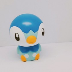 Pokemon Piplup Gachapon Gashapon Figure Bandai capchara