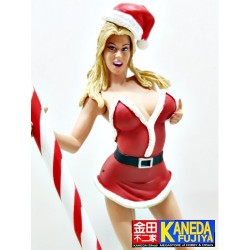 Adult XXX Superstars Plastic Fantasy JENNA JAMESON Christmas Red Clothes Ver. Action Figure with Removable Costume