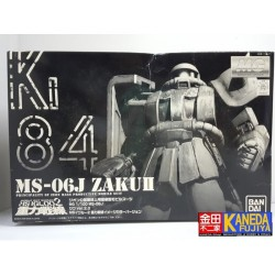 BANDAI Mobile Suit Gundam MG 1/100 MS-06J ZAKU II Ver. 2.0 MS Igloo 2 Image Color Version New