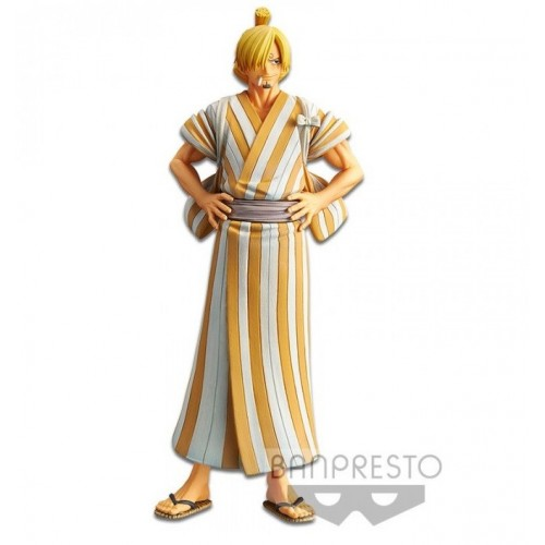 One Piece DXF The Grandline Men Vol. 5 Wano Country VINSMOKE SANJI Wano Kuni Figure by BANPRESTO