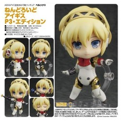 Persona 3 Aigis Nendoroid 385 Aegis P3 Edition Figure by Good Smile Company
