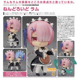 Re:Zero Kara Hajimeru Isekai Seikatsu RAM Starting Life in Another World Nendoroid 732 Figure by Good Smile Company