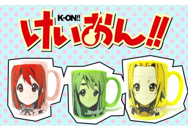 K-On Cups